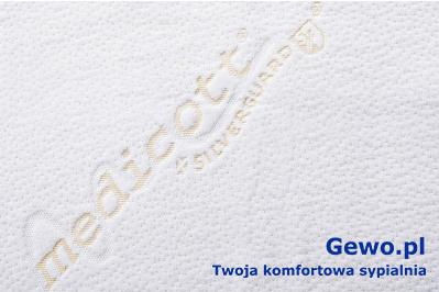 Materac Janpol Vita 180x200 cm lateksowy