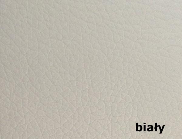 Łóżko tapicerowane do sypialni Gewo 161 100x200 cm biały