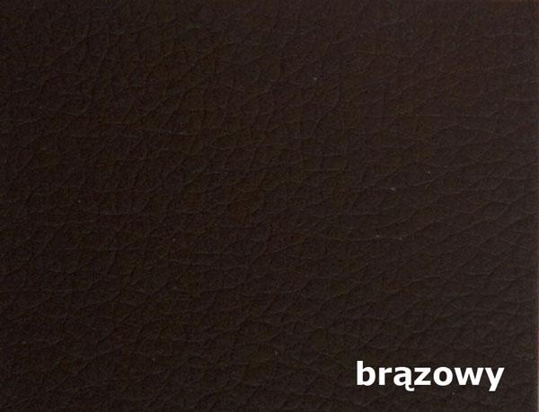 Łóżko tapicerowane do sypialni Gewo 161 100x200 cm brązowy
