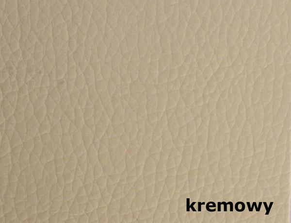 Łóżko tapicerowane do sypialni Gewo 193 100x200 cm kremowy